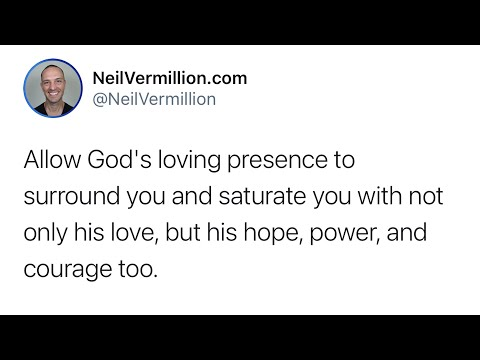The Courage You Need - Daily Prophetic Word