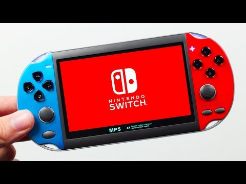 Unboxing $26 FAKE Nintendo Switch LITE? - UCRg2tBkpKYDxOKtX3GvLZcQ