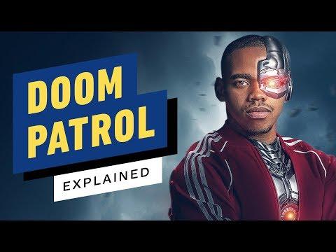 DC's Doom Patrol Explained - UCKy1dAqELo0zrOtPkf0eTMw