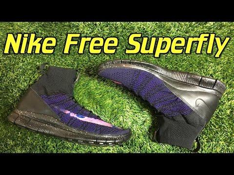 CR7 Nike Free Flyknit Mercurial Savage Beauty - Review + On Feet - UCUU3lMXc6iDrQw4eZen8COQ