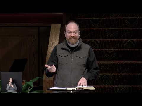 Sermon - 03/22/2020 - Pastor Shawne Brown - Christ Church Nashville