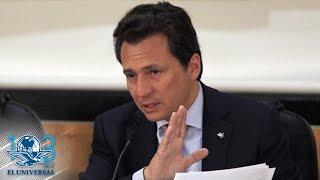Imputan 3 delitos a Emilio Lozoya en caso Odebrecht