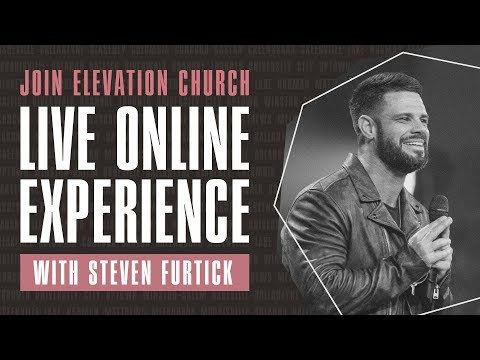 Join us LIVE for todays worship experience.