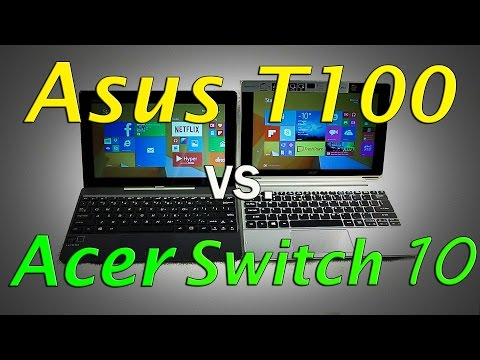 Acer Switch 10 vs Asus T100 - UCeLNDCQBb7hJNzJy-a5Gecw