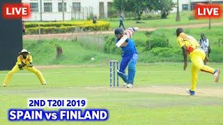 Finland vs Spain 1st T20 2019 Live Streaming🔴Spain vs Finalnd T20 Live Streaming-FIN vs SPA Live