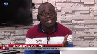 Analysts express disappointment over Buhari's ministerial appointment delay