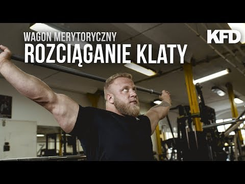 Grzegorz Wałga: Rozciąganie klaty - korzyści i ćwiczenia - KFD - UCCwsb6pCsJYFp53h9prxXtg