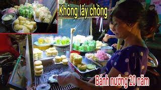 Thán phục tài làm cả chục loại bánh từ Khoai Mì của người phụ nữ không chồng lang thang khắp Sài Gòn