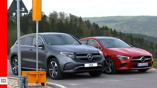 Electric Cars Mercedes Benz e sound Acoustic Vehicle Alerting System