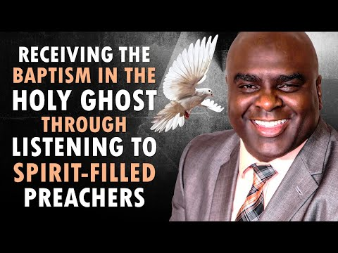 Receive the BAPTISM in the HOLY GHOST - Morning Prayer