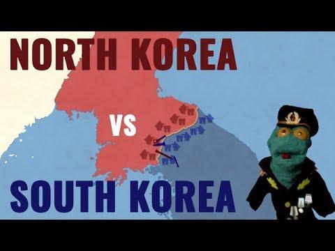 North Korea vs South Korea (2017) - UCPdk3JuQGxOCMlZLLt4drhw