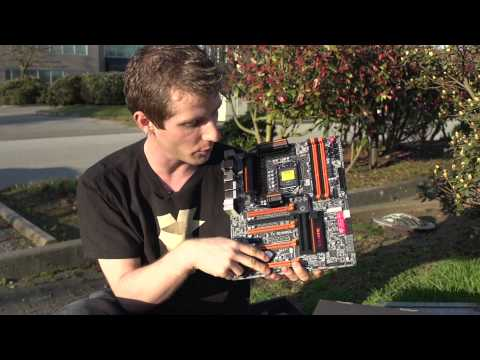 Gigabyte Z77X-UP7 Overclocking Motherboard Unboxing & Overview - UCXuqSBlHAE6Xw-yeJA0Tunw