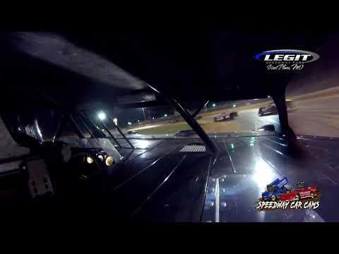 #2m Carl Murphy- Super Late Model - 6-26-2021 Legit Speedway Park - In Car Camera - dirt track racing video image