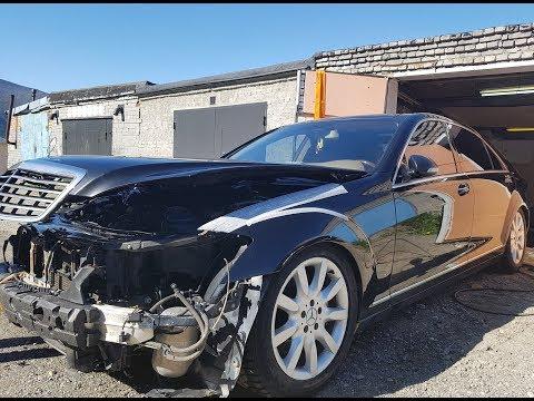 Что убивает двигатель Mercedes. W221 5.5 за 265.000 р. - UCvEFLw5qXVqd98TAO0I6qpg