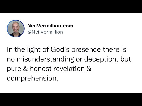 Pure And Honest Revelation And Understanding - Daily Prophetic Word