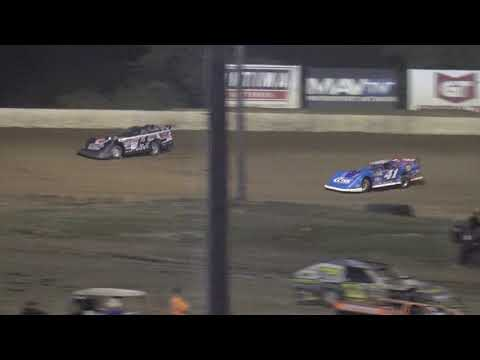 Florence Speedway | 9/18/21 | Crate Late Models | Feature - dirt track racing video image