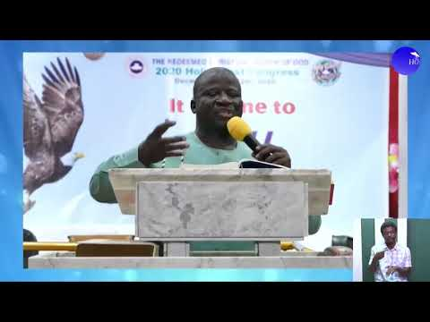 REV. MOSES ARANSIOLA SERMON  IT IS TIME TO FLY