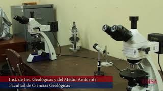 UMSA Facultad de Ciencias Geológicas