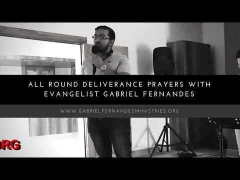 ALL ROUND DELIVERANCE PRAYERS, Sunday Deliverance Prayers