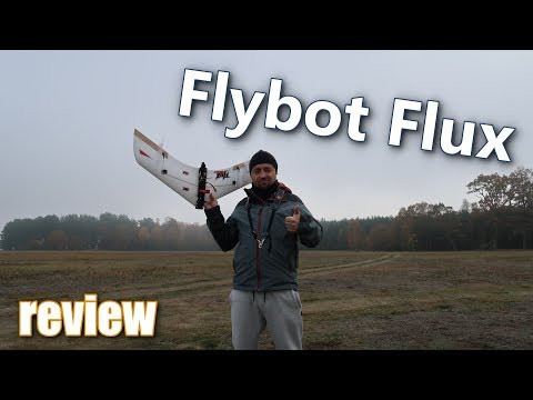 Flybot Flux - Freestyle FPV Flying Wing Review - UCmX3OXToMBKTppgRskDzpsw