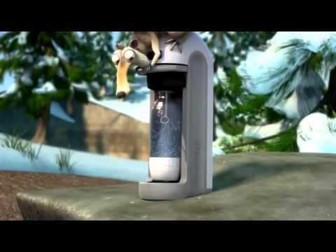 SodaStream JET WHITE Ice Age 4 domácí výrobník sody