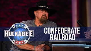 Confederate Railroad's Danny Shirley On Getting Banned From The Illinois State Fair | Huckabee