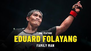 Eduard Folayang's Greatest Gift | ONE Feature