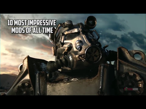 10 Most Impressive Fallout 4 Mods Ever - UClyfWhFlnrt3oBs2Zs2dH6w