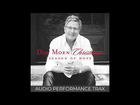 Don Moen - My Christmas Prayer (Audio Performance Trax)