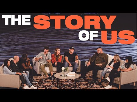 The Story Of Us  Cass & Rich Langton and Hillsong Creative team  Team Night on Demand  Feb 2017