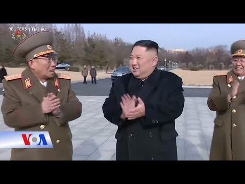 Thượng đỉnh Trump-Kim: Kim có thể tới Việt Nam trước 3 ngày (VOA)