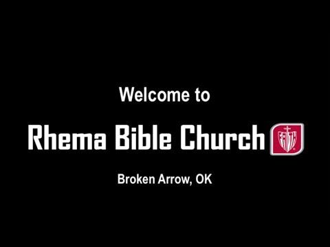 03.29.20  Rhema Bible Church  Sun 6pm  Rev.  Bill Ray