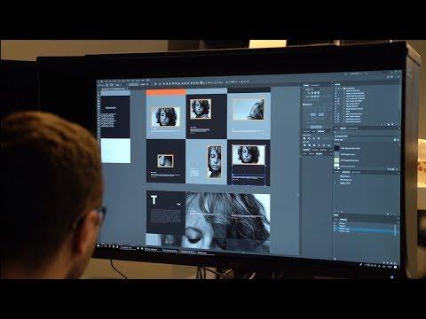Videorecenze BenQ SW320