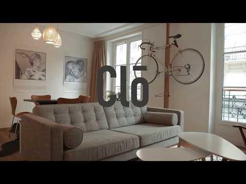 Réaménagement complet d'un appartement parisien
