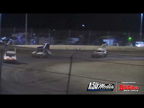 Super Stockers: A-Main - Rockhampton Speedway - 28.11.2020 - dirt track racing video image