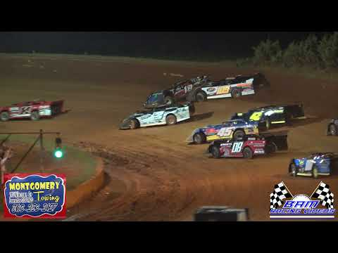 Lightning Late Model Feature - Lancaster Motor Speedway 7/17/21 - dirt track racing video image