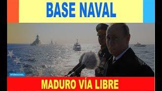 Noticias de Venezuela 17 agosto 2019★★MEGABASE naval rusa★LLEGADA navíos nucleares puertos Venezuela