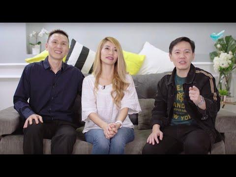 School of Theology 2019 - Testimonies of Edmund, Fuming and Joanne