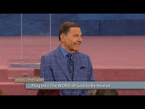 Plug Into The WORD of God to Be Healed