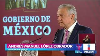 AMLO rechaza reunión de funcionarios con grupos de crimen organizado en Michoacán | Yuriria Sierra