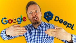 The Best Online Translator? | Google Translate vs DeepL | Get Germanized