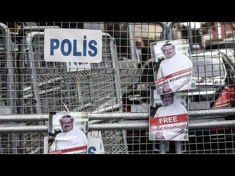 Saudi Arabia xác nhận nhà báo Khashoggi chết trong tòa tổng lãnh sự