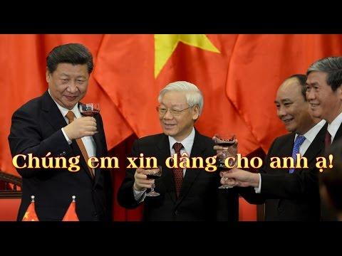 Rộ tin đồn quan chức cộng sản đang tháo chạy, hoàn tất thủ tục bàn giao Việt Nam cho Tàu ?