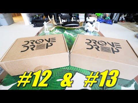 Drone Drop #12 & #13 Unboxing  - UCVQWy-DTLpRqnuA17WZkjRQ