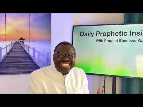 Prophetic Insight Jun 2nd, 2021