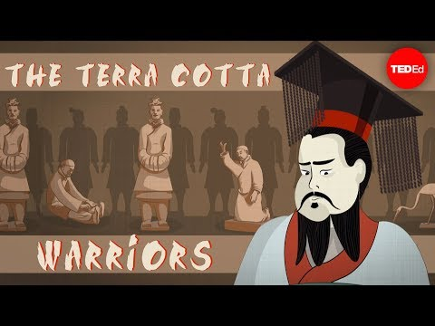 The incredible history of China's terracotta warriors - Megan Campisi and Pen-Pen Chen - UCsooa4yRKGN_zEE8iknghZA