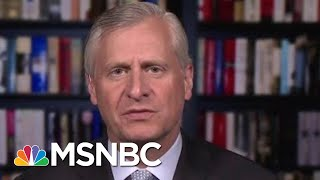 Jon Meacham: Trump Joined Johnson As 'Most Racist President In American History' | Hardball | MSNBC