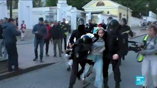 Manifestations à Moscou : le Kremlin juge