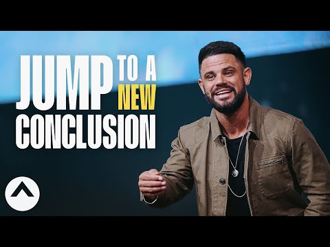 Jump To A New Conclusion  Pastor Steven Furtick  Elevation Church