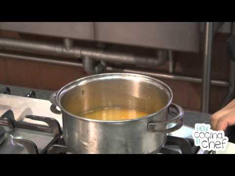 Lomo con salsa de maracuyá - Hoy Cocina El Chef - El Universo